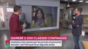Iolanda Segura a Planta Baixa de TV3