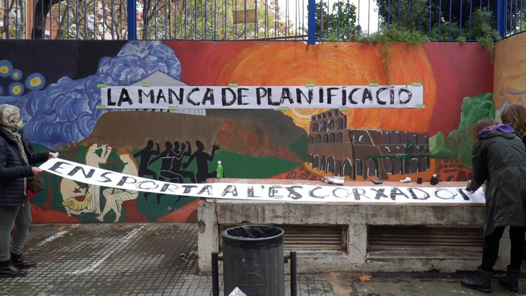 Concentració institut Severo Ochoa